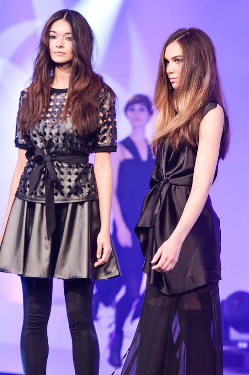 Molbys models at Tigi 2014